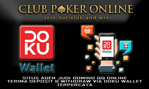 Deposit via doku wallet