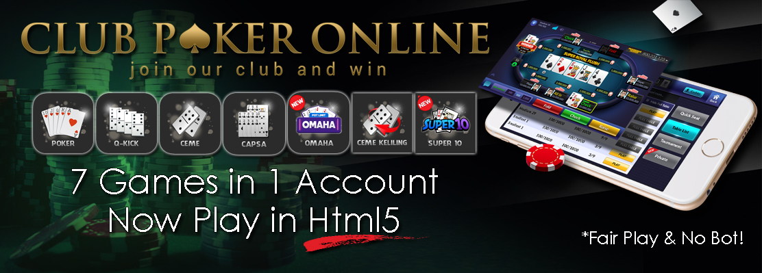 Game Casino IDNPoker