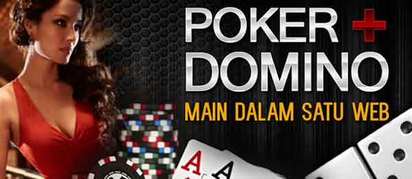 poker domino online Indonesia